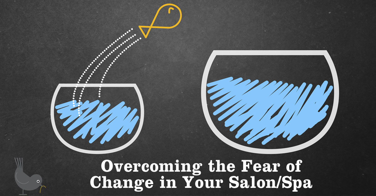 Overcoming the Fear of Change - 8.1.16