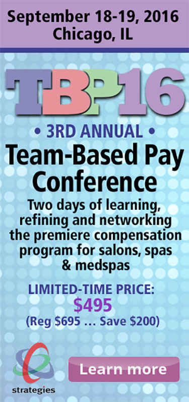 Team-Based Pay Conference - Sept 18-19, 2016
