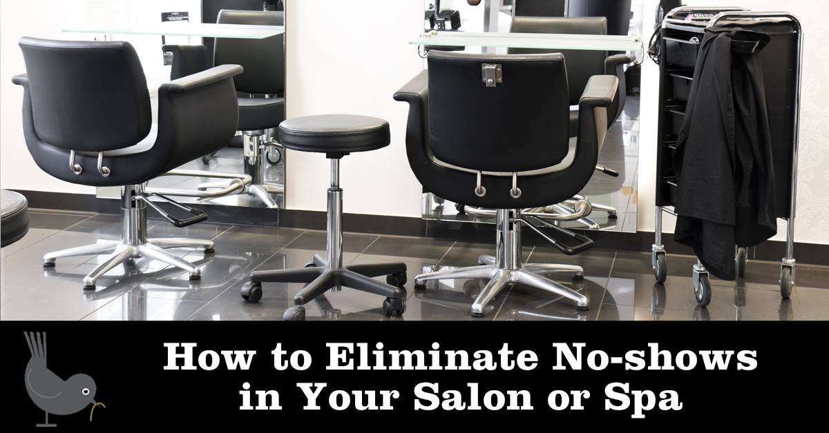 How to Eliminate No-shows in Your Salon or Spa