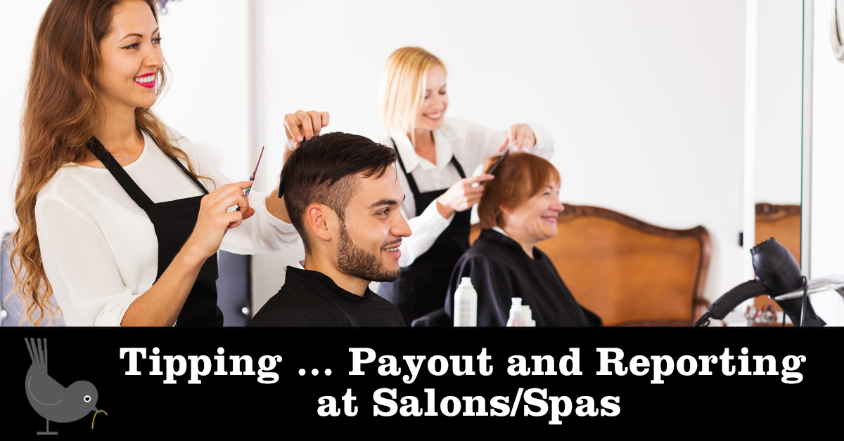 Salon Spa Tip Income The Facts On Payouts Reporting Strategies