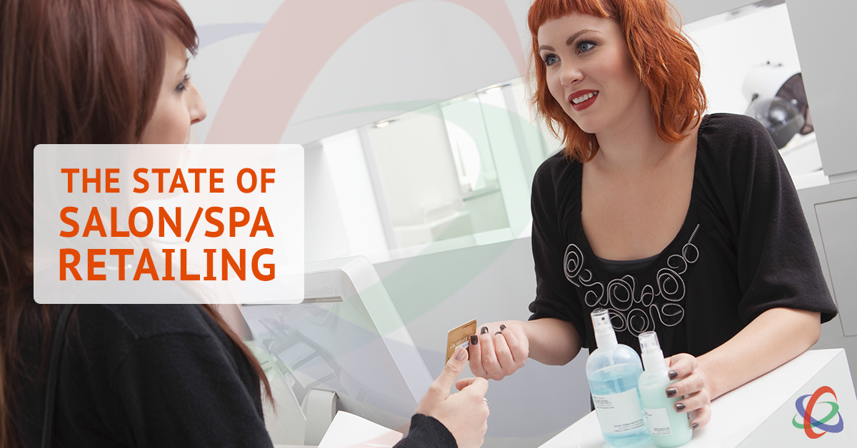 the state of salon spa retailing