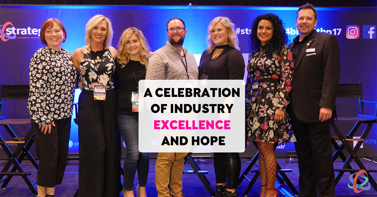 A celebration of industry excellence and hope