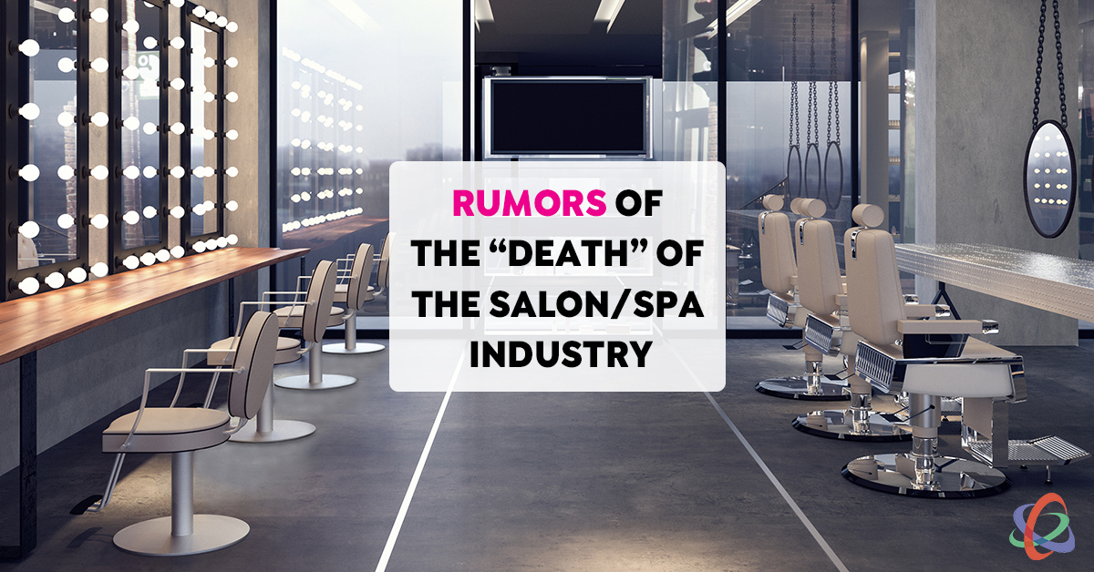 death of salon spa industry