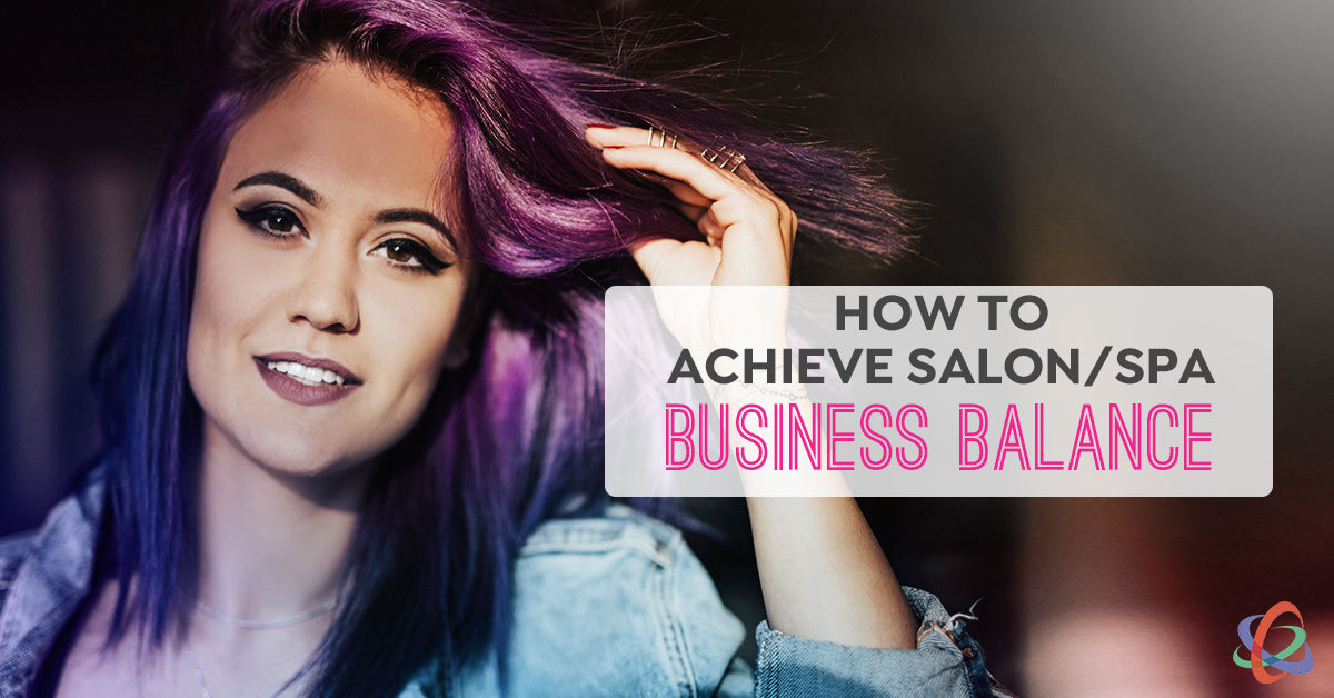 Achieve Salon Spa Business Balance