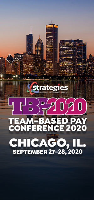 Team-Based Pay Conference for salons and spas Chicago, IL September 27-28, 2020