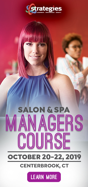 Salon Spa Manager Course 10-19