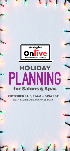 holiday planning for salons and spas online training