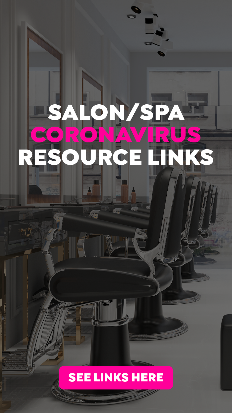 salon spa covid-19 resource links