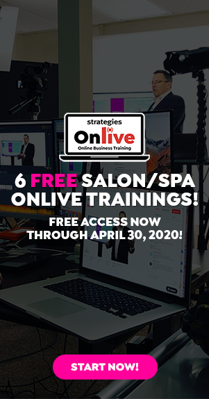 Free Online Salon Spa Business Training