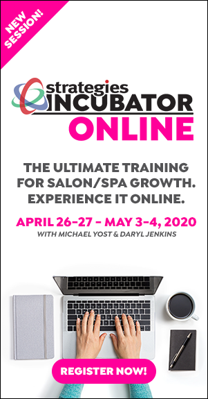 strategies incubator online april 2020
