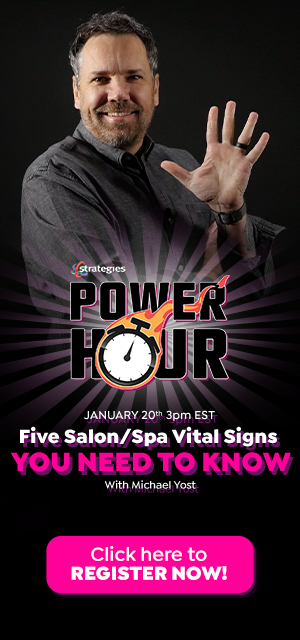 Salon spa online training - Power Hour Five Vital Signs You Need to Know